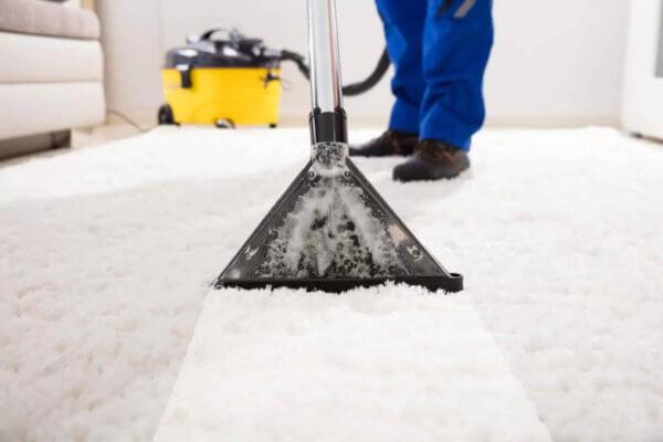 Carpet Care with Encapsulator